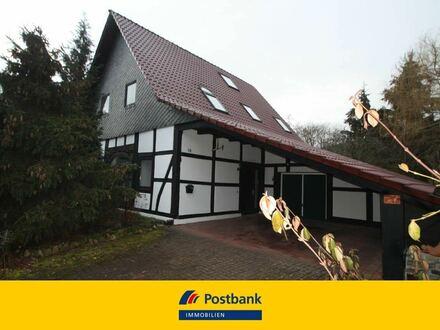 1985 saniertes Fachwerkhaus in Aerzen /Ortsteil
