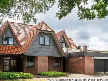 Außergewöhnliches 2-Familienhaus, in gefragter, sehr ruhiger Wohnlage in Bloherfelde