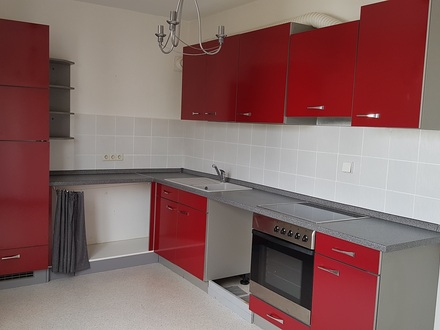 Gemütliche 3 ZI-Wohnung in ruhiger Wohngegend von Lage-Hardissen