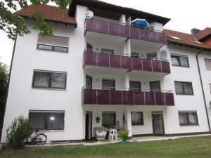 Vermietete 3-Zimmer-Wohnung in stadtnaher Lage
