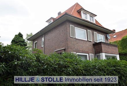 Repräsentatives Stadthaus mit Garten in schöner Lage im Oldenburger Ziegelhofviertel!