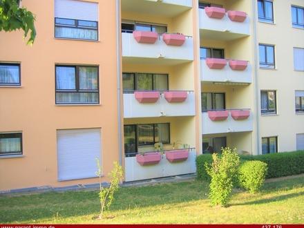 Sonnige 2 Zimmer-Wohnung mit Balkon