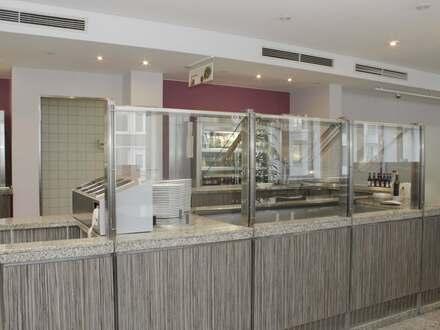 Betriebsrestaurant/Kantine in Mitte Tiergarten