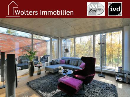 Individuelle Wohnung im modernem Stadthaus!