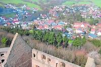 Thallichtenberg bietet Bauland mit Aussicht
