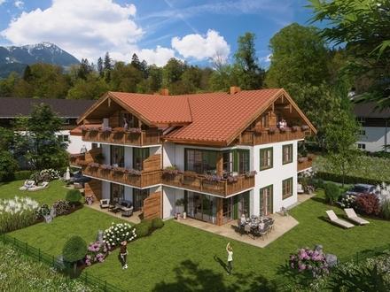Premium-Neubauvorhaben mit Watzmannblick!