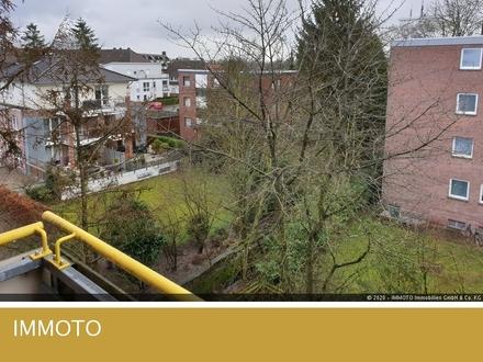 1 Zimmerwohnung im Stadtteil Donnerschwee zu vermieten!