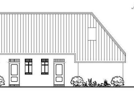 Typisch Ostfriesisch - Neubau in urtypischer Bauweise eines ostfriesischen Bummert in Großheide