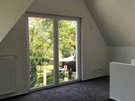 Erstbezug: exklusive 3-Zimmer-Wohnung mit Terrasse und Garten in Münster Nähe Clemenshospital
