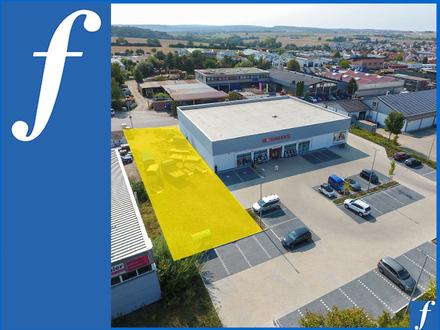 Neubau * 3 Geschosse möglich * gr. Parkplatz * Ausstattung nach Bedarf * Nachbarn Rossmann/Aldi