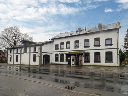 Hotel-/Landgasthof mit Bauland in Hohenlockstedt