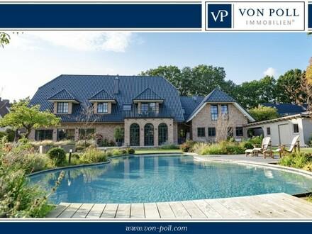 Exklusive Villa mit parkähnlichem Garten
