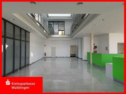 Attraktiver Bürokomplex mit vielen Stellplätzen!