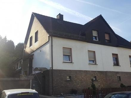 Renovierte Doppelhaushälfte in Siegen-Niederschelden