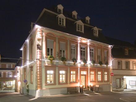 Stetig renoviertes Hotel