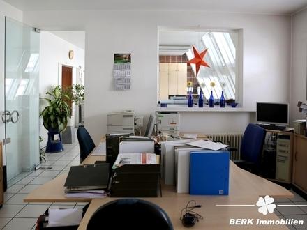 BERK Immobilien - Attraktive Büroflächen in zentraler Lage von Mühlheim zu vermieten (ca. 100 m²)