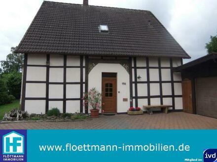 Sehr gepflegtes Fachwerkhaus mit viel Charme in Bielefeld-Dornberg!