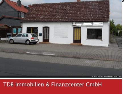 Kleines gemütliches Wohn- und Geschäftshaus