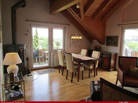Gepflegte 3 Zimmer-Wohnung mit Alpenpanorama im Luftkurort Höchenschwand