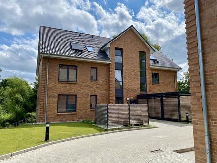 Flensburg: Attraktive 3-Zimmer-Souterrainwohnung