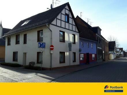 Stadthaus im Zentrum von Hessisch Oldendorf