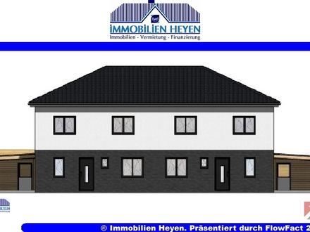 !!!Neubau-Doppelhaushälfte in zentraler Lage von Papenburg!!!