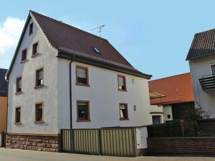 Zweifamilienhaus in Dorfprozelten