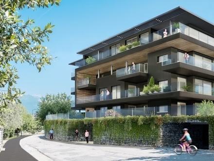 Wenn Sie auch sonst 5 Sterne bevorzugen... Unwiederbringliches Neubauprojekt am Gardasee