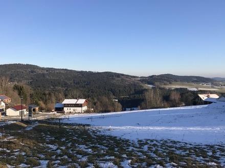 Schöner Wohnen im bayerischen Wald!