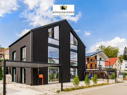 Schwebendes Designerhaus!