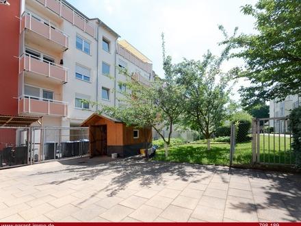 ** Mehrfamilienhaus in der Neu-Ulmer Stadtmitte **