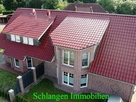 3-Familienhaus mit Geräteräumen