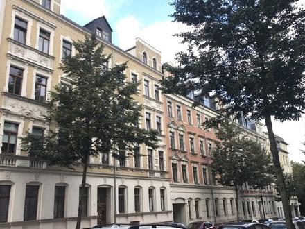 2 Zimmerwohnung mit Balkon und Abstellraum - WG-geeignet ++ Kaßberg