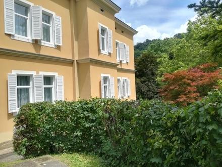 Ruhelage FH Joanneum 1Zimmer+Bad in stilvoller Altbauvilla +Parkplatz+AllgGarten