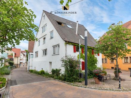 Gut vermietetes Mehrfamilienhaus mit Potenzial im Zentrum Cleebronn