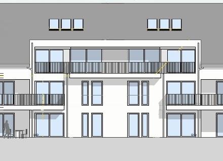 Neue Eigentumswohnungen in Rißegg
