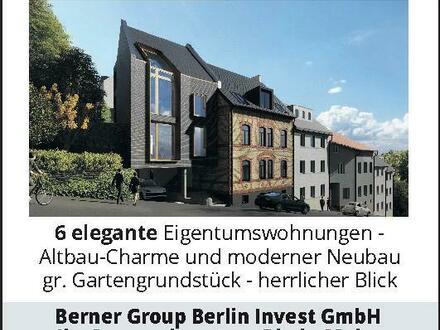 Bestlage in Wiesbaden - Vis à Vis Burg Sonnenberg