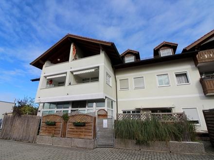 Gemütliche Wohnung mit Wintergarten und Terrasse!