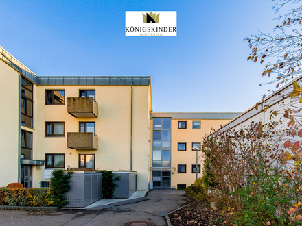 *** Tolle 2- Zimmer - Wohnung in Fellbach/ Schmiden zu verkaufen ***