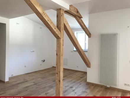 Neubau hinter historischen Mauern: Zentrale Lage mit Donaublick kurzfristig verfügbar