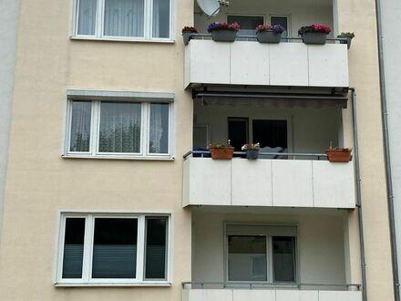 Vermietete Etagenwohnung in zentraler Lage!