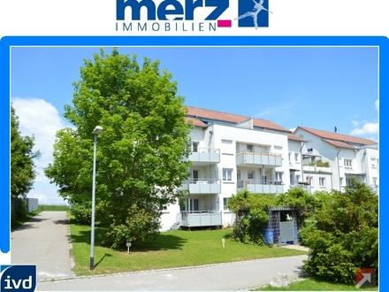 Schicke 3 Zimmer Wohnung mit Gartenanteil in Rottweil