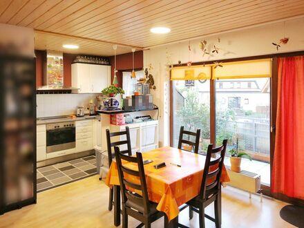 Solide Kapitalanlage - gepflegte 3 Zimmer Maisonette-Wohnung in Bad Rappenau