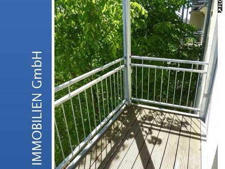 Mitten in Schwerin – Schicke 2-Zimmer-Wohnung mit Balkon