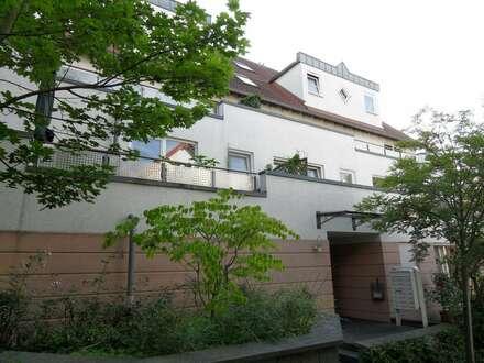 Praktisch und gut - prima geschnittene 2 Zimmerwohnung mit Terrasse