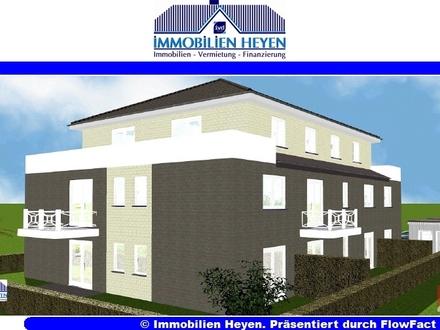 !!!Neubau-Obergeschoss-Eigentumswohnung mit Balkon!!!