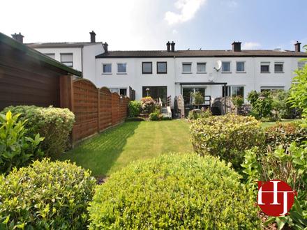 Die Alternative zur Eigentumswohnung - gemütliches Reihenhaus mit kleinem Garten!