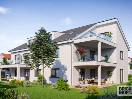 Neubau einer kleinen Wohnanlage mit 5 exclusiven Wohnungen