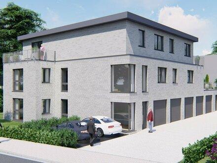 Hochwertig, Energieeffizient & Modern! Neubau-Erdgeschosswohnung in Oldenburg/Nadorst