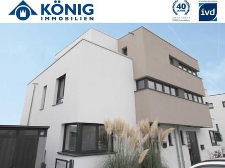 Wohlfühldomizil, Baujahr 2017 mit 214 m² Wohnfläche in begehrter Lage vor den Toren von Mainz